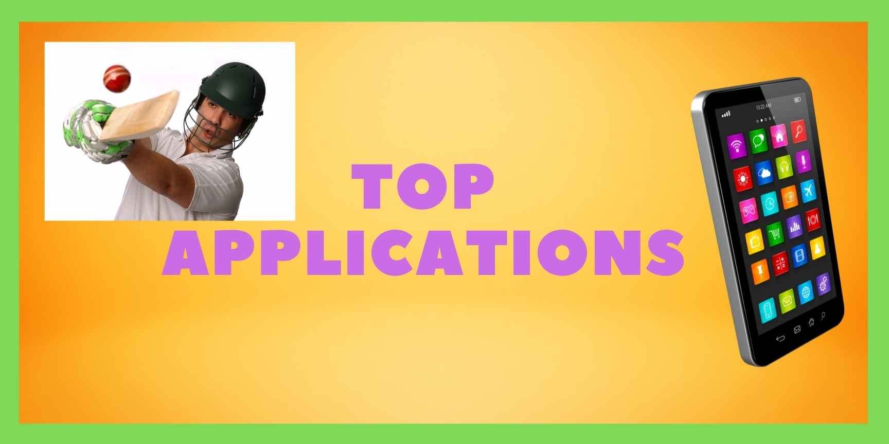 top applications