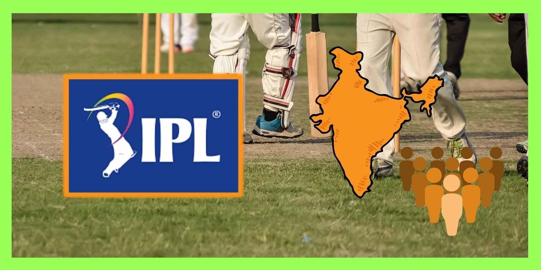 IPL popularity in India